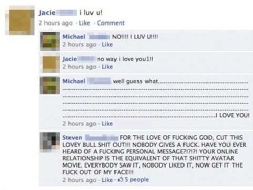 Facebook couples