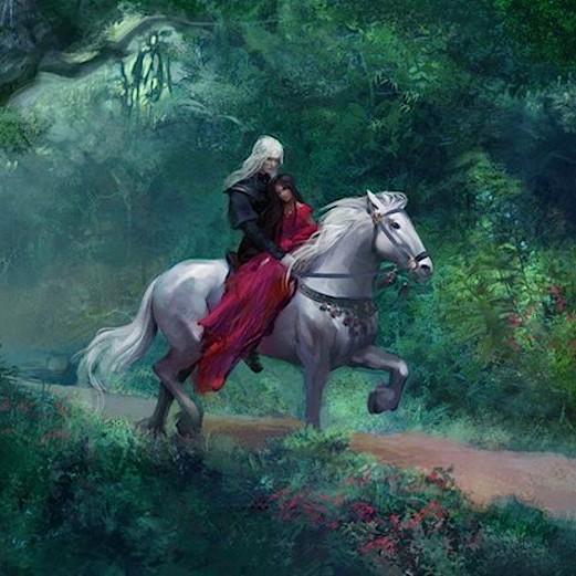 Rhaegar Targaryen Lyanna Stark