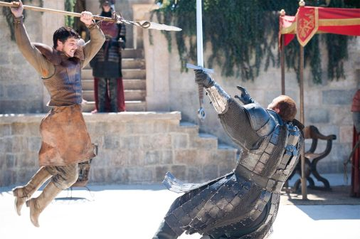 The Mountain and the Viper Game of Thrones season 4