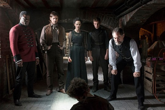 Penny Dreadful Resurrection