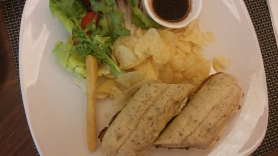 chicken and bacon panini Singapore