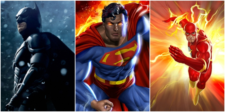batman vs superman vs flash
