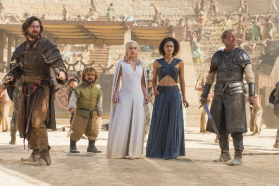 Game of Thrones season 5 The Dance of Dragons